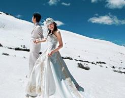 拍婚紗照冬天拍好嗎?有在冬天拍過的嗎?